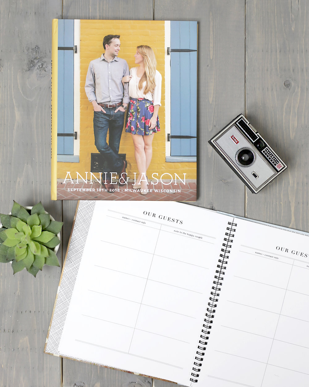 Basic Invite Paper Good Custom Wedding Guest Books