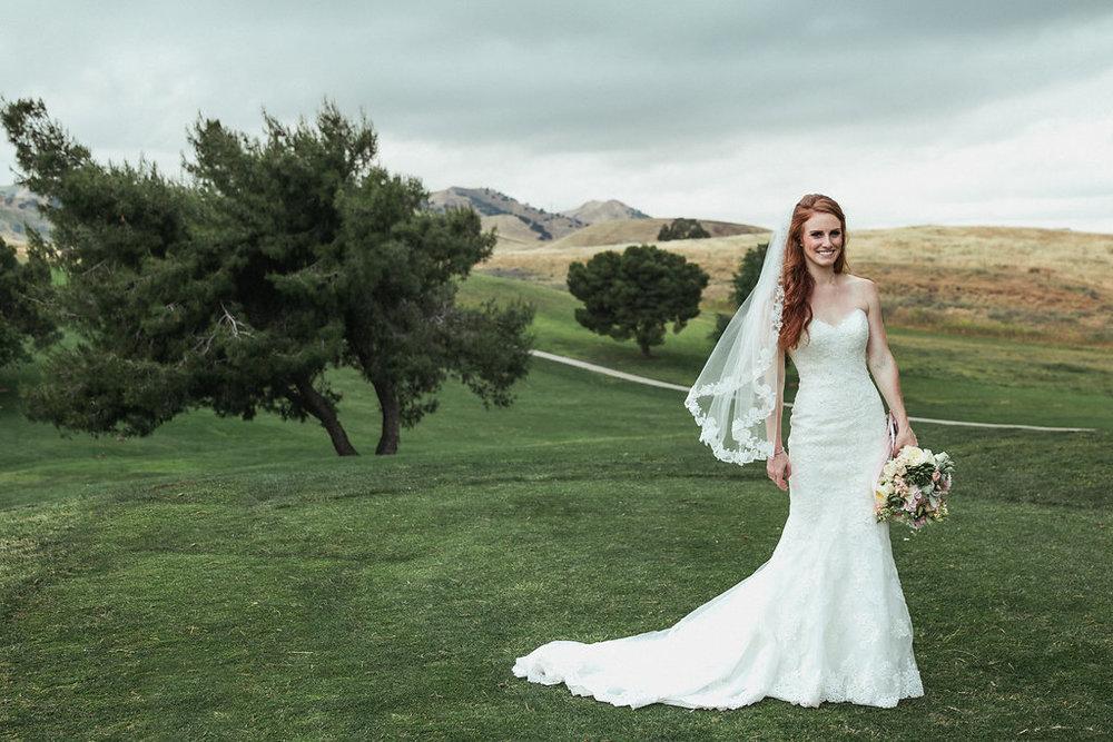 High School sweetheart wedding in San Francisco with photos by Jordyn Khan
