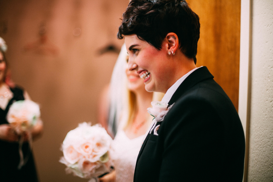 LGBTQ Rainbow wedding in Wisconsin by A. Lentz Photography