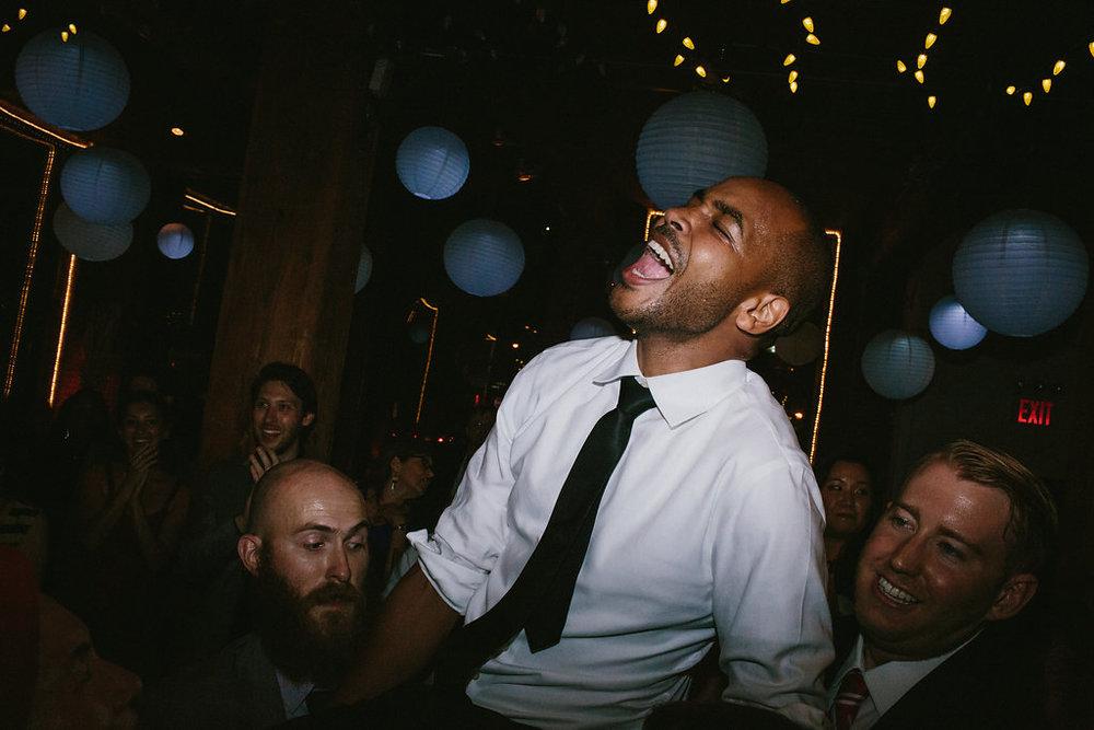 Jewish Gay Wedding Dumbo Harlem New York NYC Corey Torpie Bindle Keep