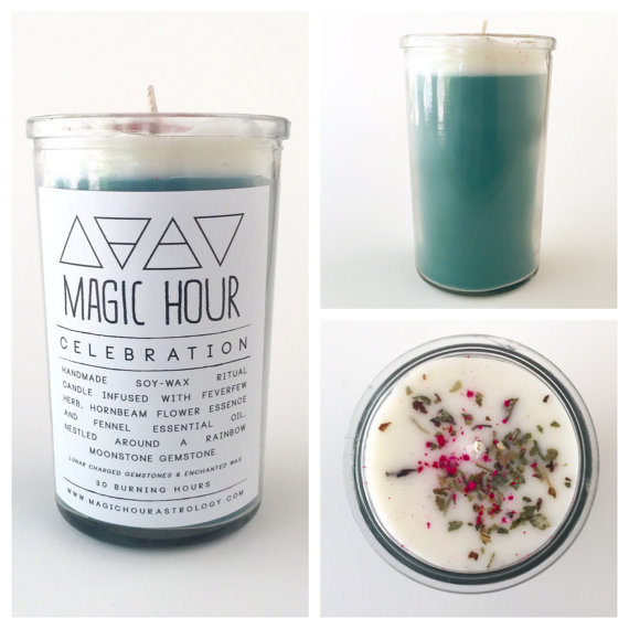 Celebration Magic Hour Candle