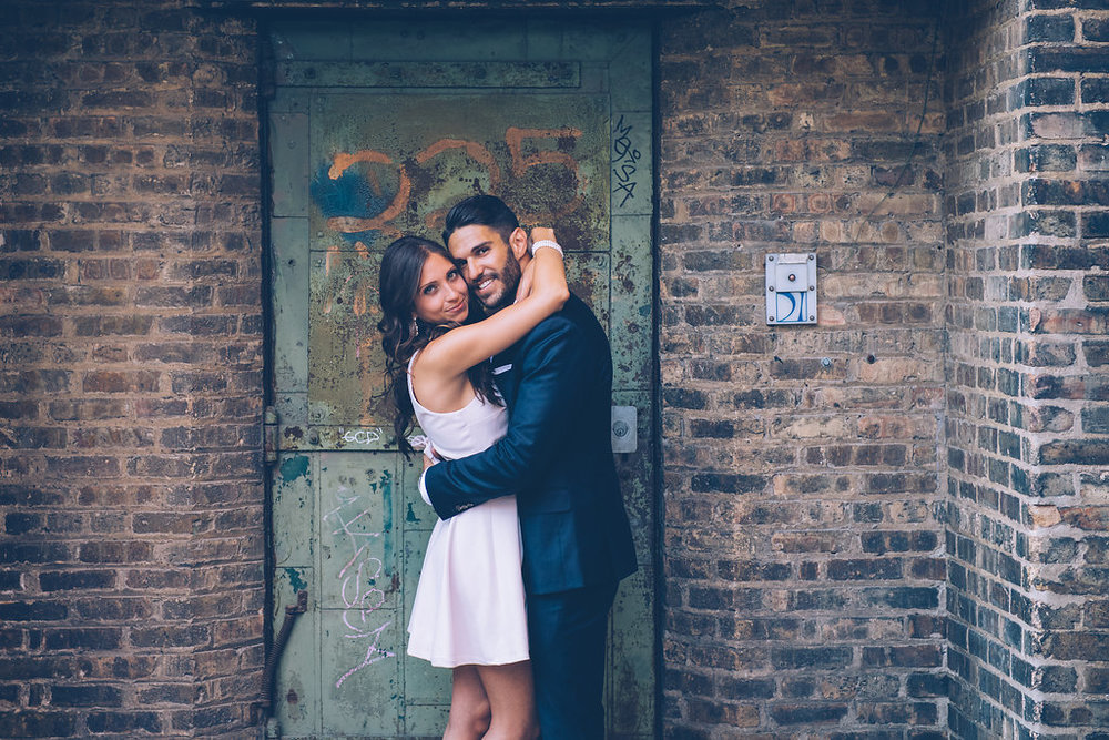 Bridgeport Art Center Chicago Illinois Wedding Engagement Ed and Aileen Photography