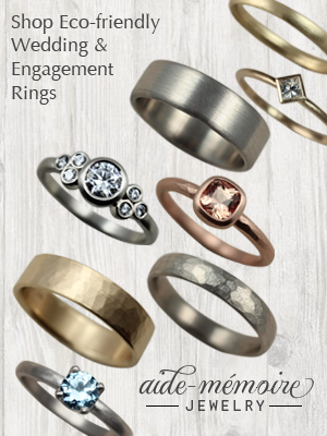 Shop Wedding and Engagement rings. Aide-Memoire Jewelry