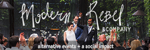 Modern Rebel & Company Alternative Events and a Social Impact