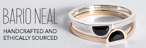 Bario Neal Handcrafted and ethically sourced
