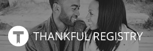 Thankful Registry