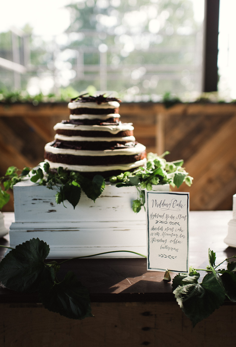 Highland brewing asheville wedding cakes