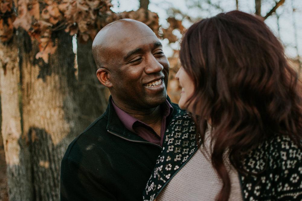 Erika Ryan Photography wedding engagement shoot Fort Smith Arkansas