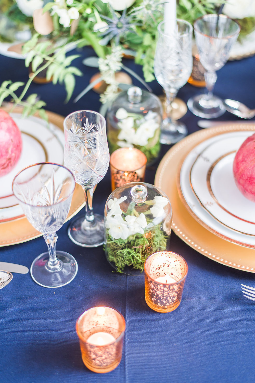 Wedding Inspiration Styled Shoot by Simply Breathe Events in Washington, D.C.