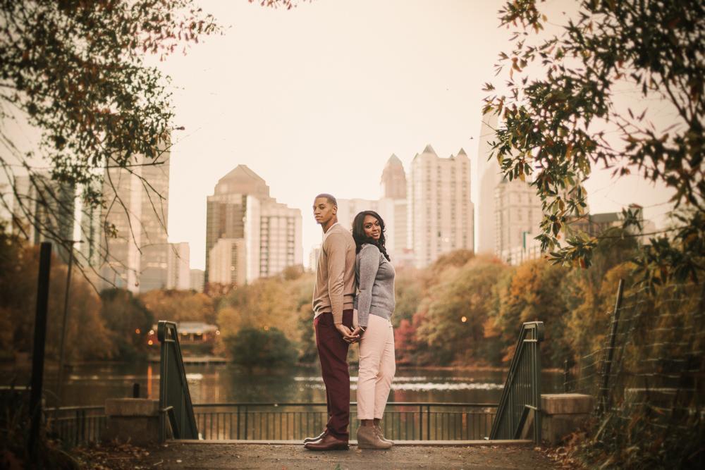 Amanda Summerlin beautiful engagement photos