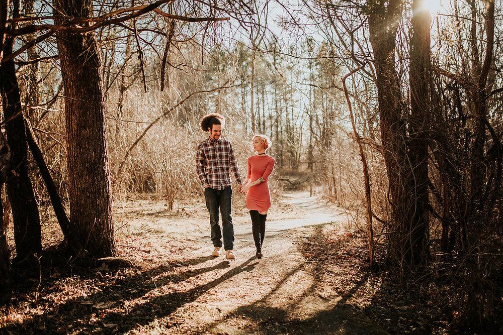 Lauren McKeown Photography Virginia engagement