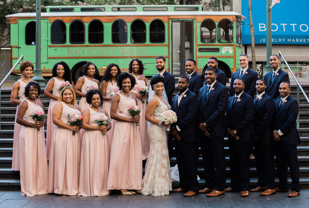 Memphis Tennessee Wedding by Kaitlyn Stoddard-Carter