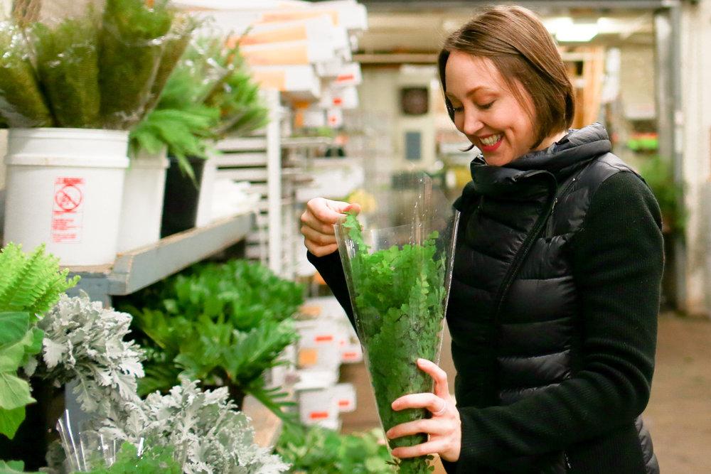 Blumenkiss Cora Hardin by Kate Knox San Francisco