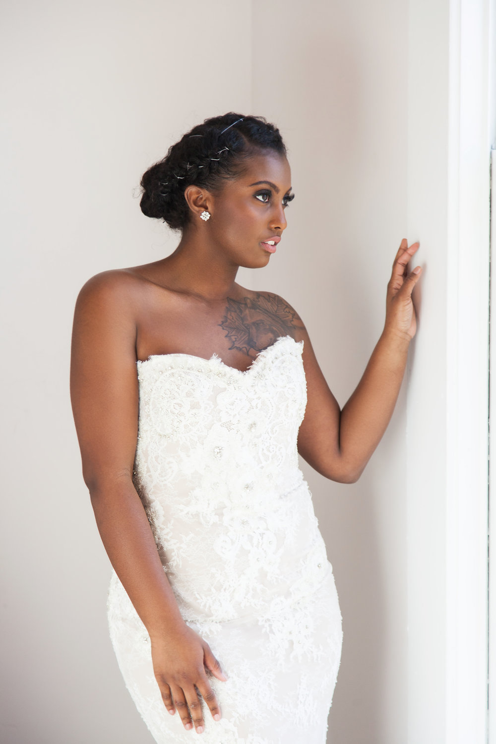 Black BeauTEA Talk // Natural Bridal Hairstyles Especially for Black ...