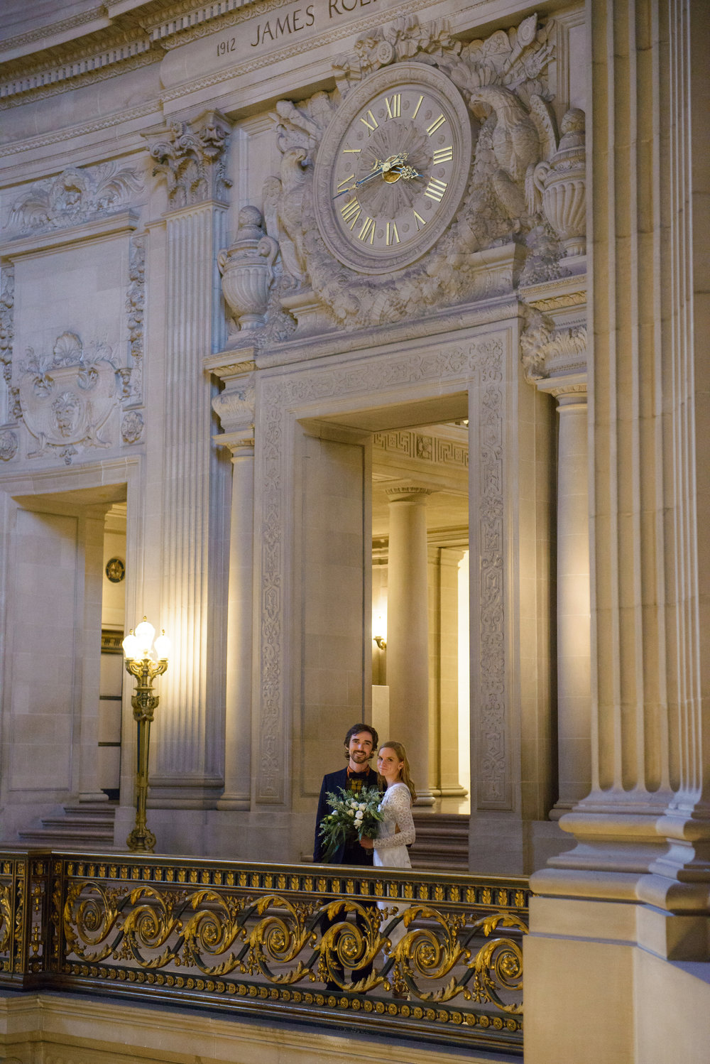 43rd Ave Photography San Francisco City Hall Elopement