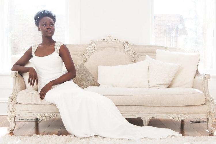 85759b9970b3 Black BeauTEA Talk // Natural Bridal Hairstyles Especially for Black Brides