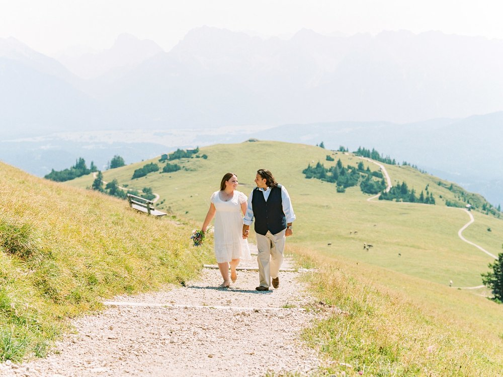 A Bavarian Elopement by Love by Serena