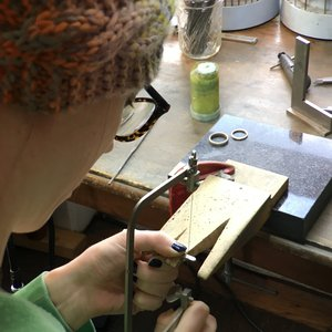 make your own wedding rings with the wedding ring experience in new york city written by - Make Your Own Wedding Ring