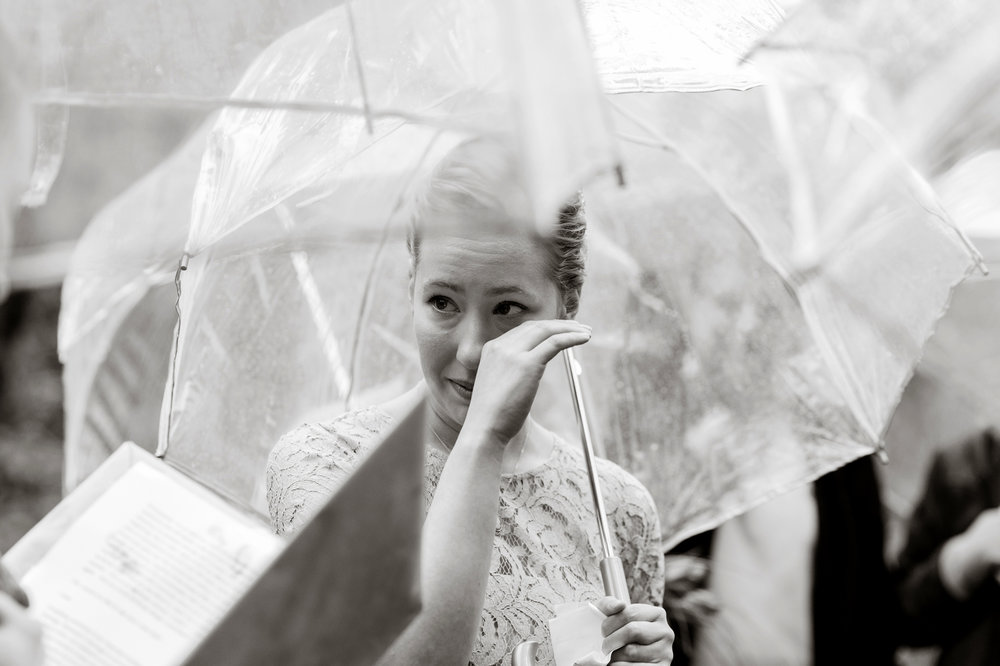 Vivian Chen San Francisco Rainy Wedding Day Photography