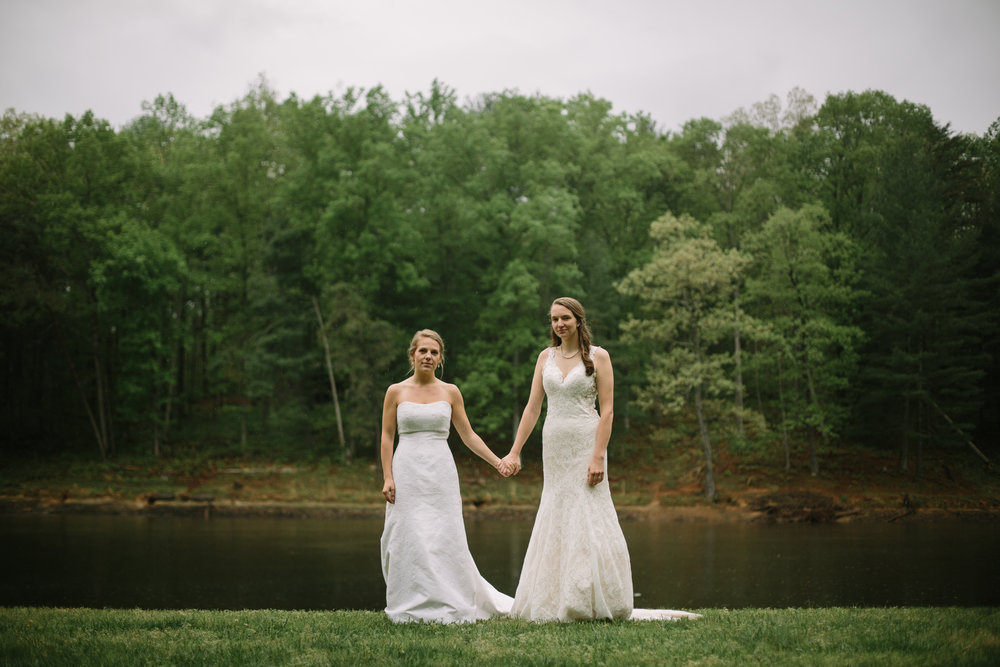 Amy Jackson Virginia Same Sex Wedding