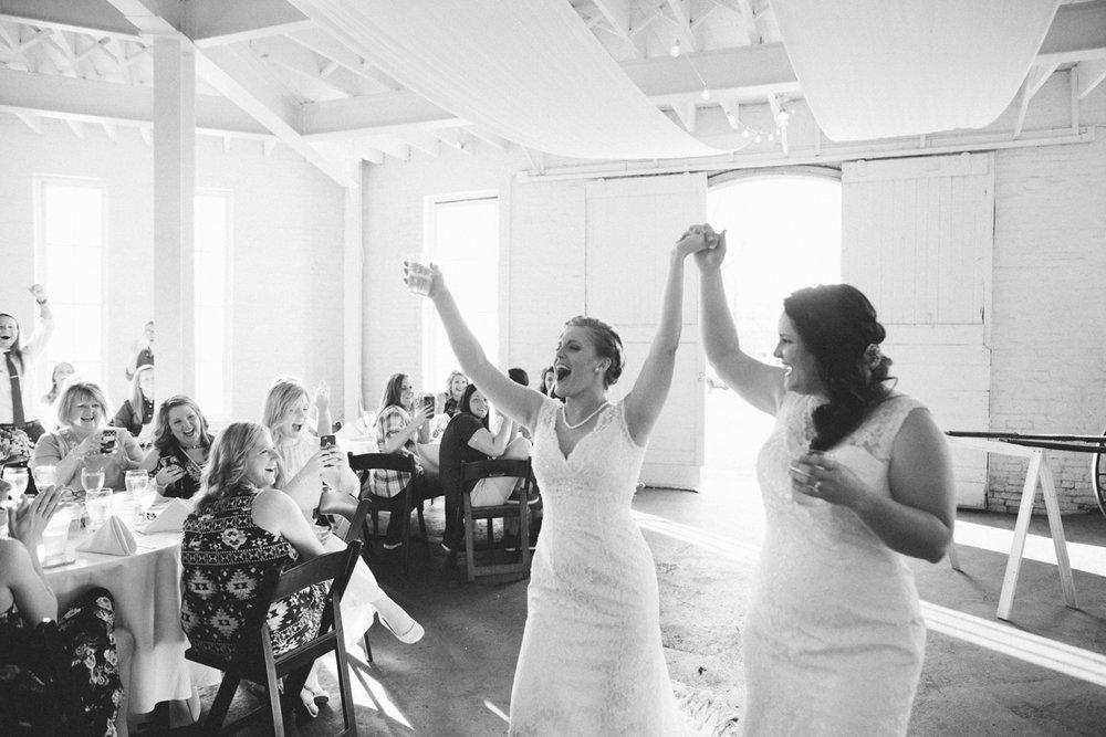 Brandi Potter LGBTQ Wedding