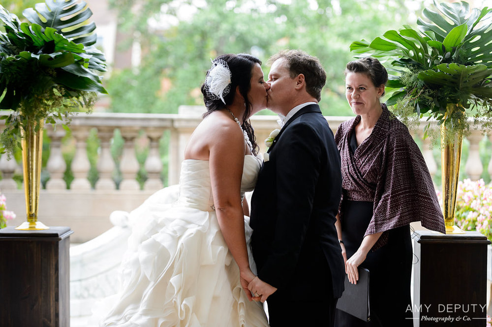 The Pros and Cons of Asking a Friend to Officiate Your Wedding