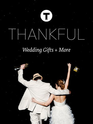 Thankful Registry. Wedding Gifts And More