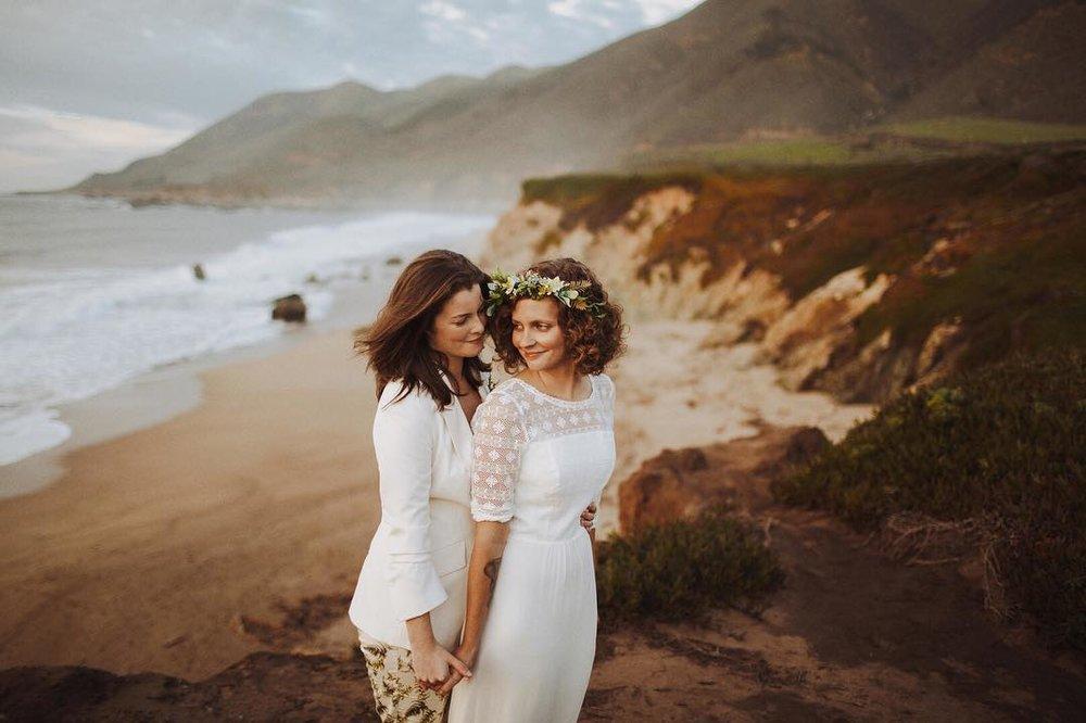 Jess and Karolyn's Wedding photos by Washington, DC, photographer Nessa K Photography