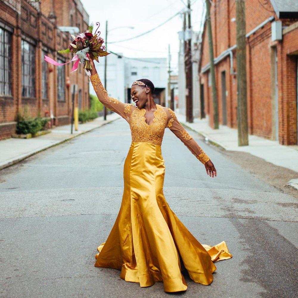 Wedding photo by Richmond Virginia Photographer Shawnee Custalow of A Lovely Photo