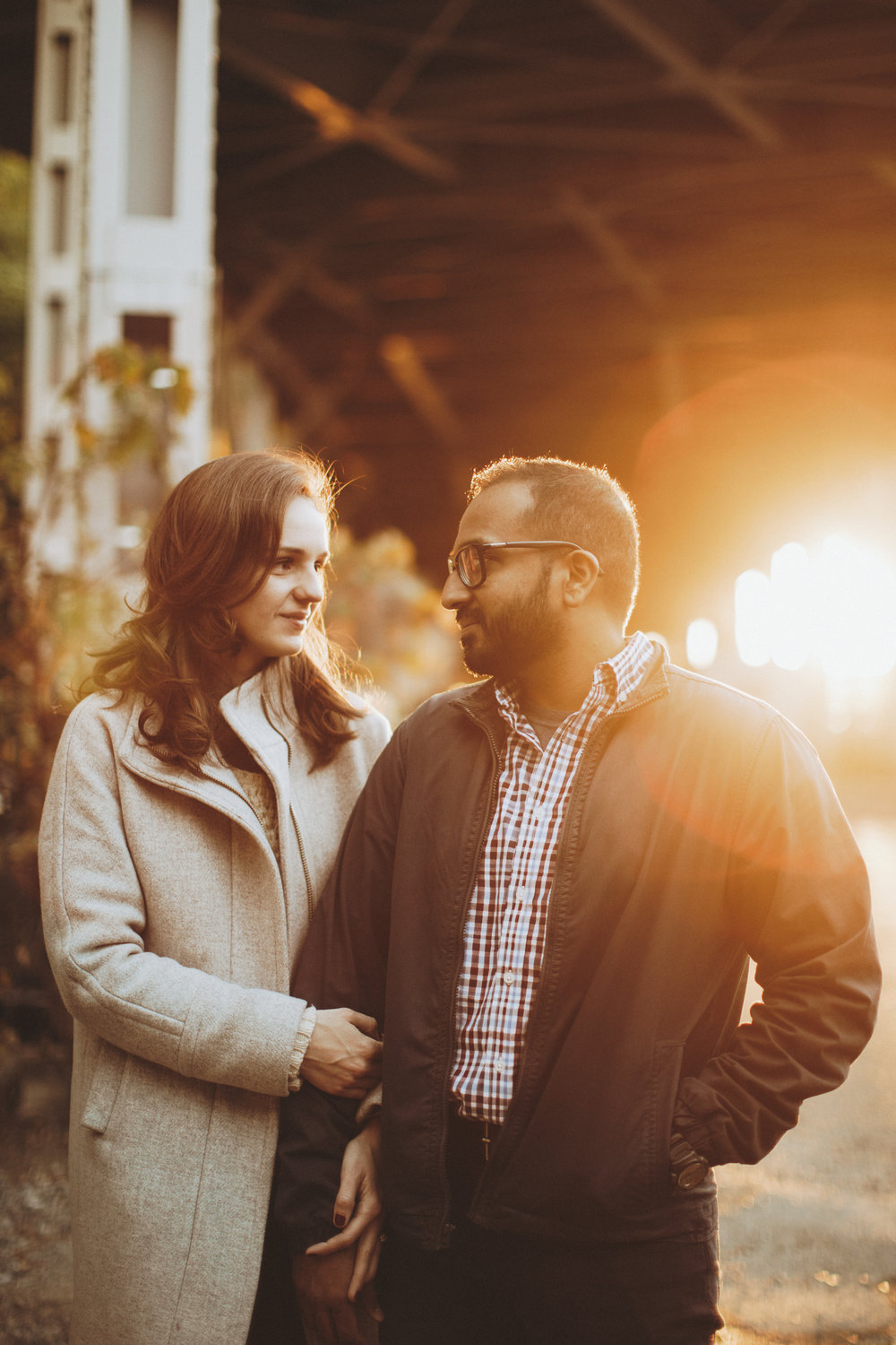 Nessa K Photography Georgetown Washington DC Engagement