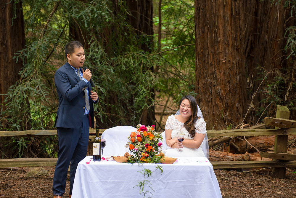 43rd Ave Photography Redwoods Wedding