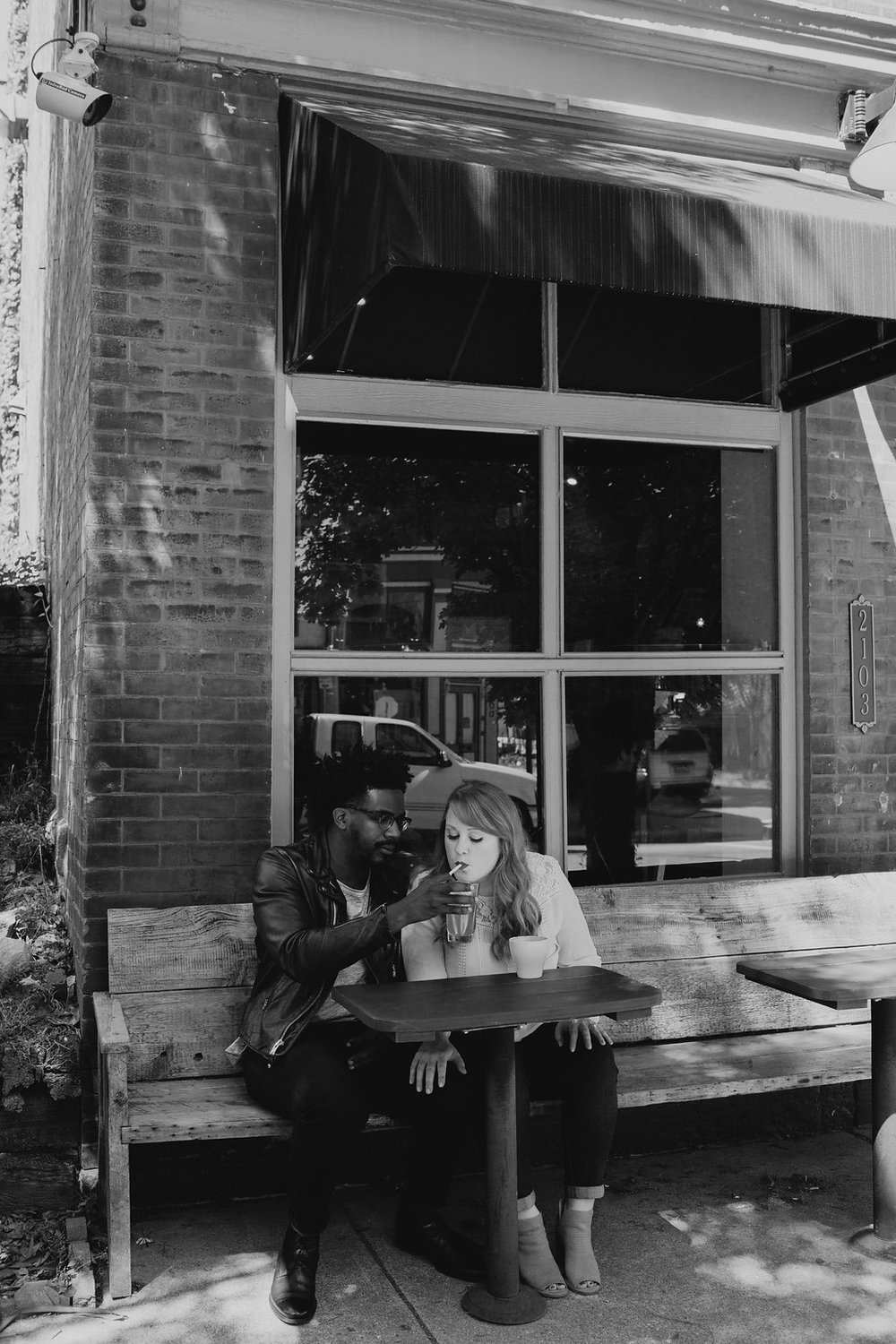 Courtney Lee Photography St. Louis Outdoor Engagement
