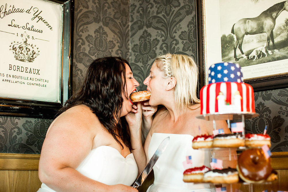 Yorkshire Lesbian LGBTQ Wedding by Becky Bailey Photography