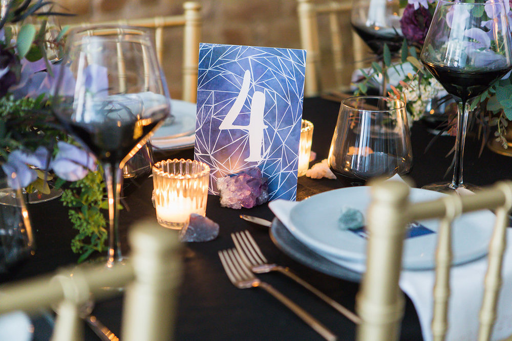 Soirée & Cabernet Events Kate Alison Zodiac Wedding New York