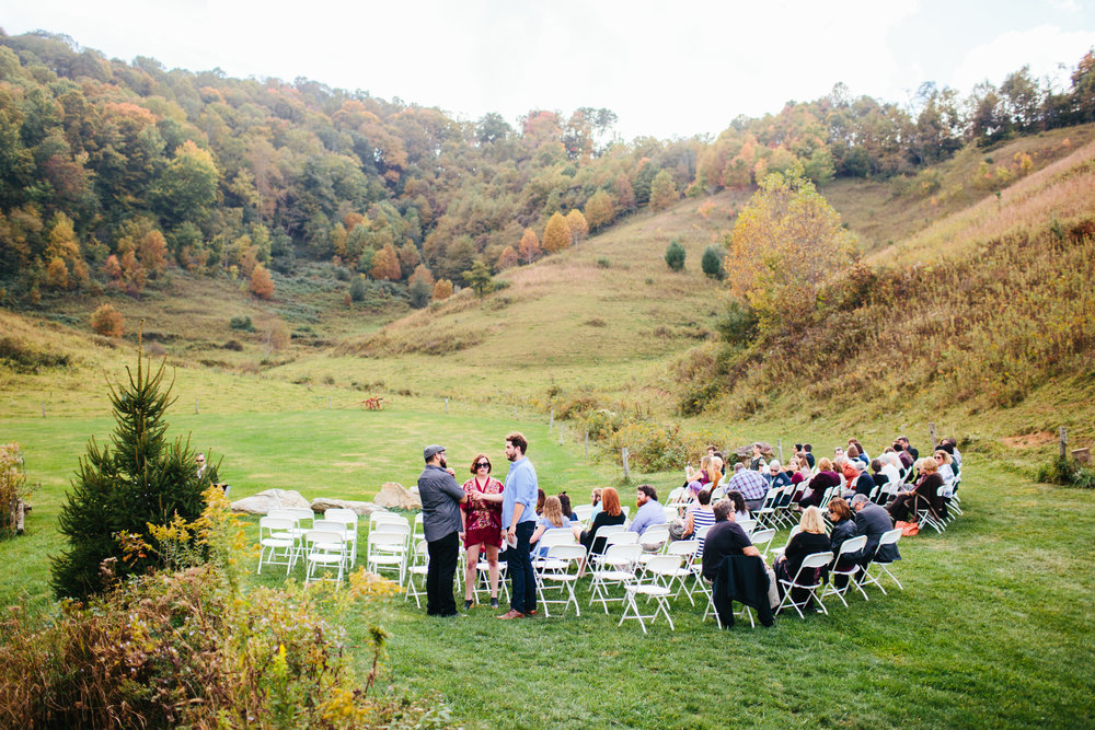 Alex Bee Photo LGBTQ Appalachian Autumn Wedding