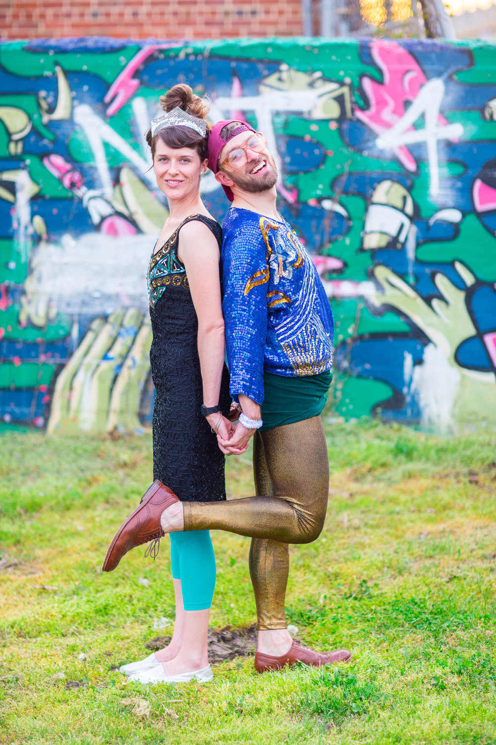 Operation Sequin How I Proposed to My Boyfriend Aimee Custis Photography DC