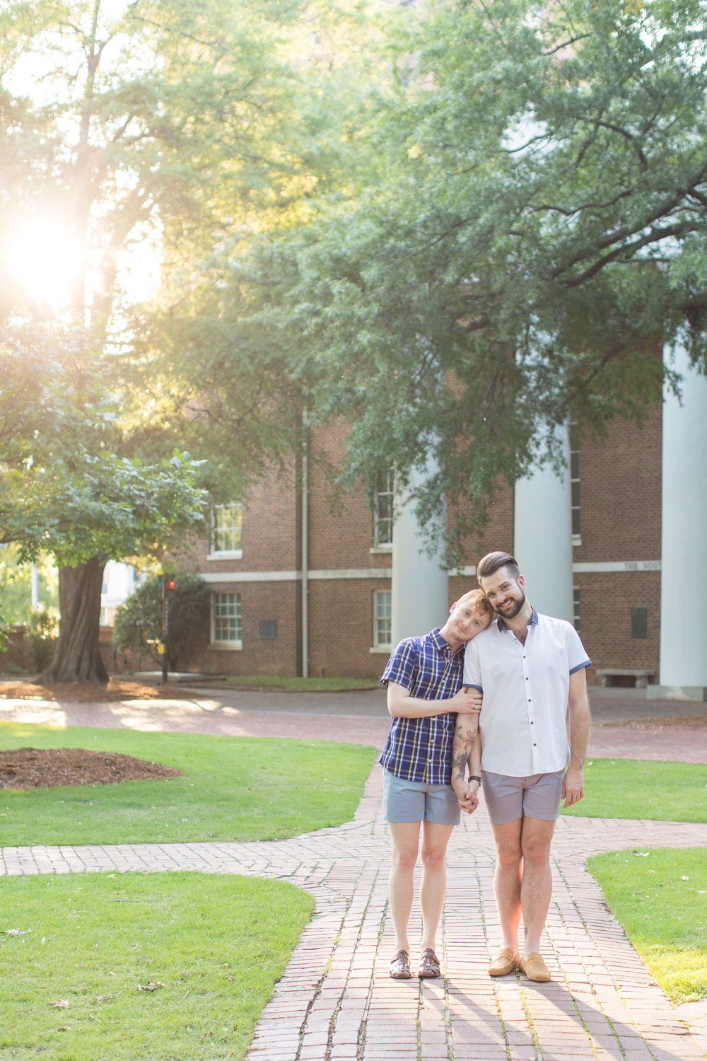 Jessica Hunt Photography LGBTQ Engagement in South Carolina