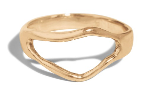 Bend Ring by Bario Neal