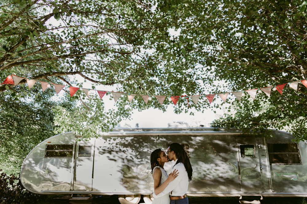 Folk + Wayfarer Asheville North Carolina glamping elopement inspiration