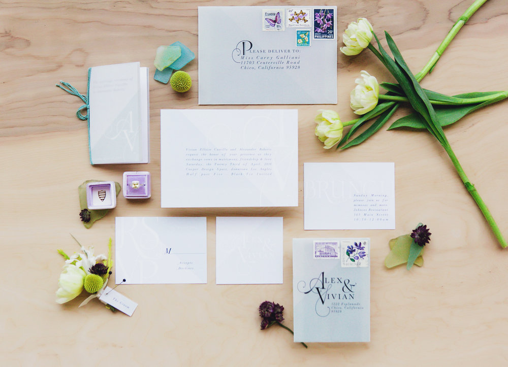 Petite Pomme Design and Rare Sparrow Wedding Inspiration