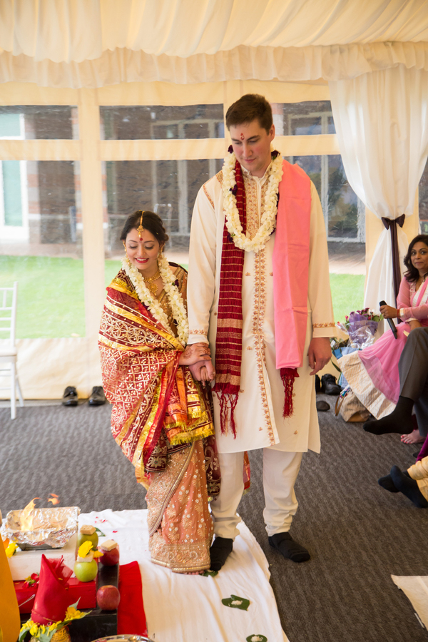 Indian Multicultural Wedding in Seattle Washington by Melissa Miksch Photography