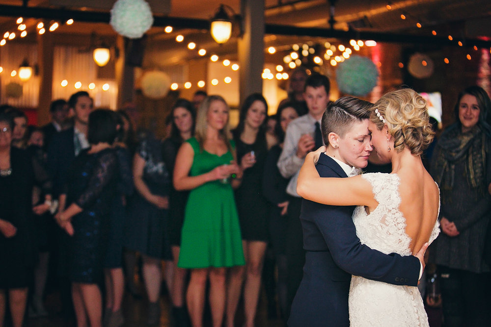 first dance at the loft @ studio J