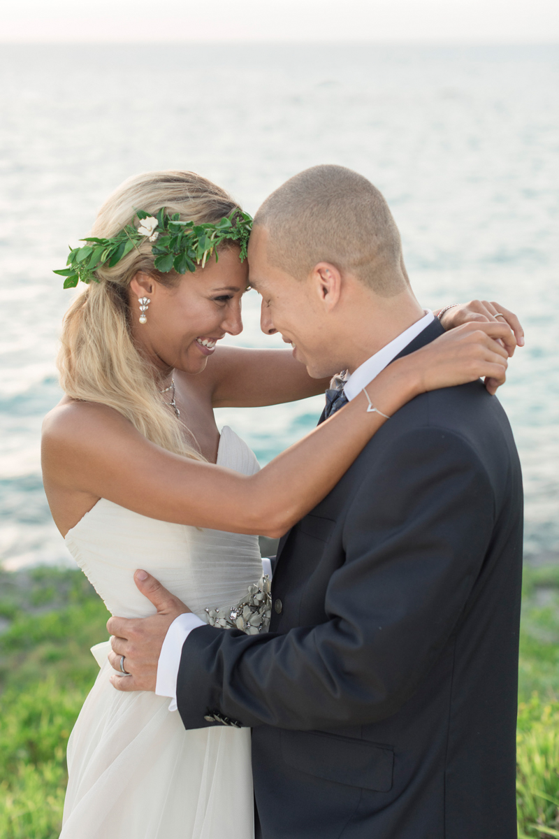 Beautiful wedding in Bermuda