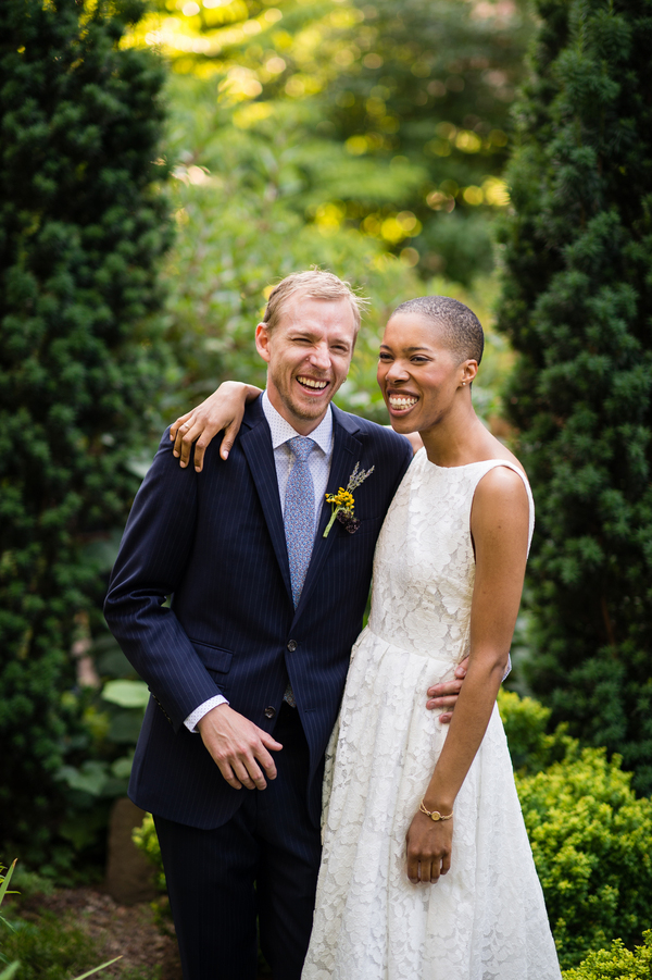 DIY Interracial elopement in Lower East Side NYC by Brian Hatton Photography