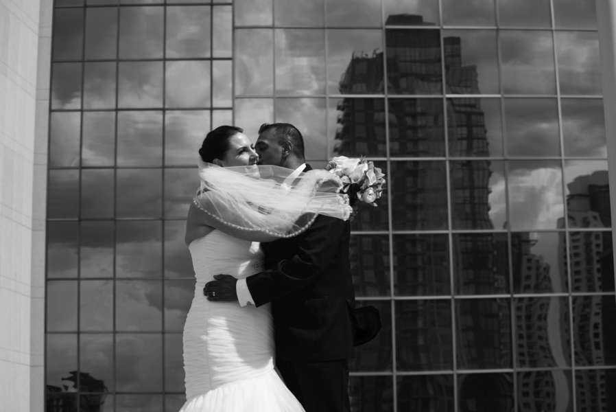 Edmonton Alberta Downtown Wedding Daphne Chen Photography
