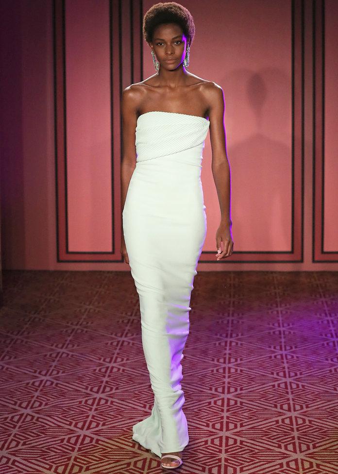 Brandon Maxwell at New York Fashion Week
