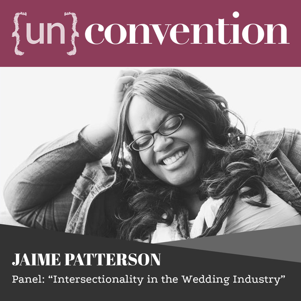 {un}convention - Jaime Patterson Panel: Intersectionality in the Wedding Industry""