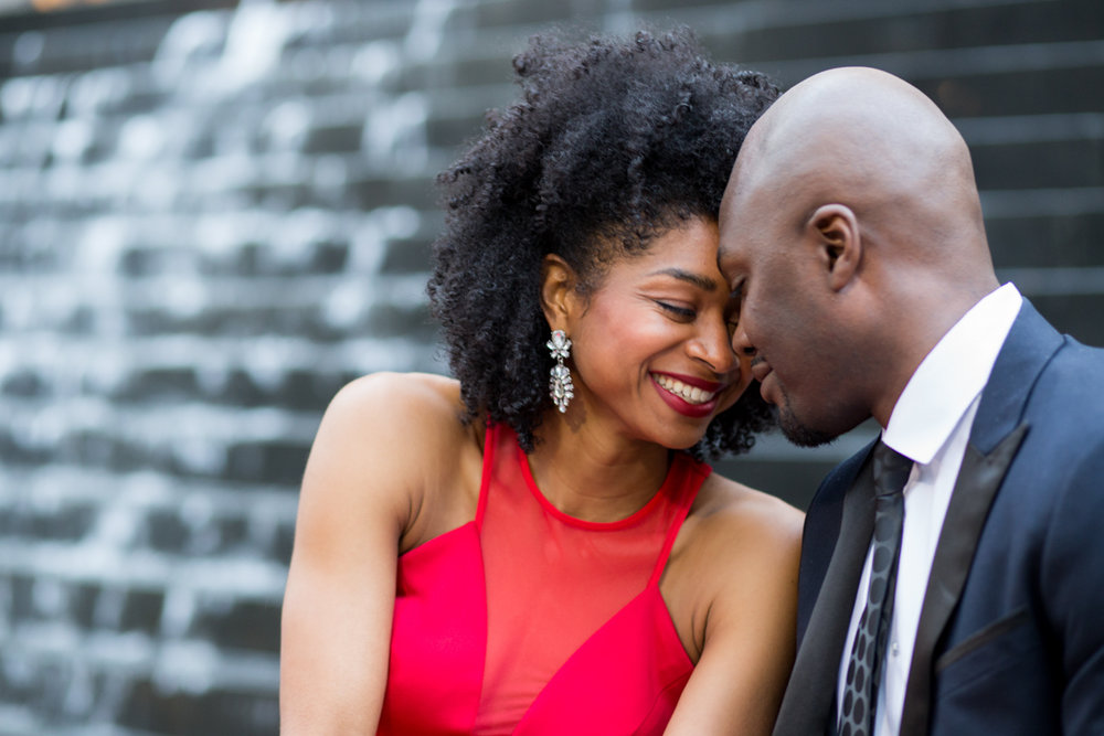 Nikia Williams Photography engagement photo