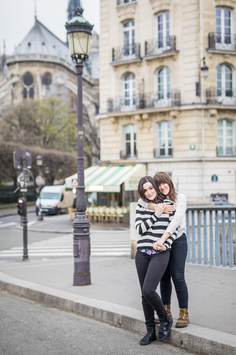 Lesbians in Paris