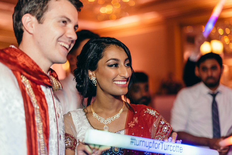 Indian American Wedding in Galveston Texas by The Ramseys Photography